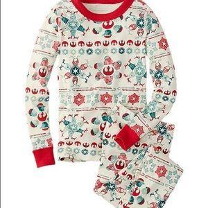 Hanna Andersson Star Wars Pajamas